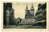 Church of Virgin Mary of Tyn, Prague, Bohemia