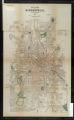 Map of Minneapolis, Hennepin Co., Minn., 1895. Plate 9 c., Sewers
