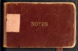 Clara Barton Diary: August 16 - October 22, 1884