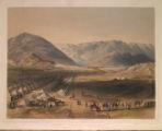 Encampment of the Kandahar Army under General Nott.