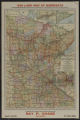 Map of Minnesota : state lands