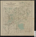 Map showing lands for sale by the Northern Pacific Railway Co. in Aitkin, Cass, Crow-Wing, Mille Lacs, and Itasca counties, Minnesota
