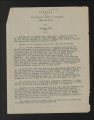 Correspondence, Reports, and Minutes. Mintues: Colored men's Department Committee, 1914-1946. (Box 2, Folder 6).