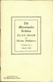 The Minneapolis Tribune plan book for home builders : volume no. 1, March, 1922.