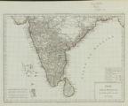 Inde partie meridionale de la presqu'isle en deça du Gange