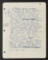 1934-1961. BIE Feinberg History. (Box 3, Folder 16)