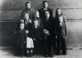A displaced family