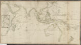 A chart of the Indian Ocean : improved from the chart of M. D'Apres De Mannevillette ; with the addition of a part of the Pacifi