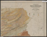 Geological map of the state of Pennsylvania : constructed from original surveys made between 1836 and 1857