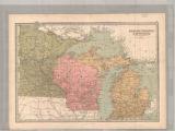 Michigan, Wisconsin & Minnesota
