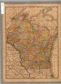 Rand, McNally & Co.'s Wisconsin.