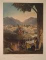 City of Kandahar. Its Principal Bazaar and Citadel.