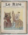 Le Rire: Journal Humoristique, Number 101, October 10, 1896