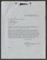 Lund - General Stateside, 1958-1959 (Box 2, Folder 14)
