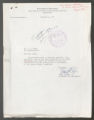 A Report and Recommendations on Physics Instruction, College of Agriculture, Seoul National University by Andrew Hustrulid, 1956 (Box 65, Folder 02)