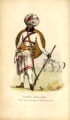Durbar Horseman, In the service and pay of the Rao of Cutch.