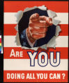 Are : you : doing all you can?