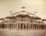 Akbar's tomb, Secundra [Sikandra]