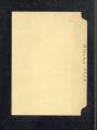 Diaries. Alaska notes (Box 3, Folder 109)