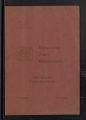 Biographical. Graduation Program, University of Minnesota. (Box 1, Folder 4)