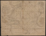 A New generall chart for the West Indies of E. Wright's projection vul. called Mercators chart