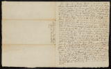 Extract from Martin Kasper Deed for 3000 acres of land in the Northwestern Territory between Neziah Bliss and Robert McLenehan.