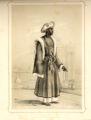 Dhulloo: Jemedar or Head Servant; Government House, Calcutta.
