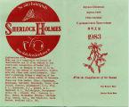 1983 Shaw Christmas Card