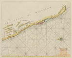 A large Draught of the Mallabar coast : from Bassalore to Cape Comaroone.