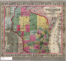 Map of Wisconsin.