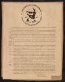 Black Work. Information sheet on Anthony Bowen, undated. (Drawer 13, Folder 1)