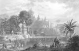 View of Sassoor, in the Deccan.