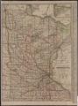 Clason's guide map of Minnesota