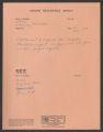 Korea: Advisory Committee. Seoul National University Cooperative Committee, 1958-1959 (Box 82, Folder 21)