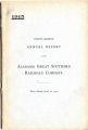 Alabama Great Southern Railroad Company, Annual Report, 1915