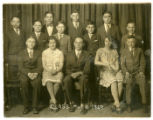 1929 graduating class of the St. Paul Talmud Torah