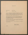 Festival of Nations - Mexican Study--Lists, Reports, and Correspondence, 1944 - 1946 (Box 13, Folder 201)