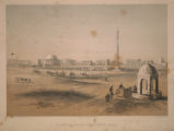 Calcutta, From Chouringee Road.