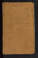 Notes on trip to North Shore, Minnesota and Canada, 1889. (Box 2, Folder 9)