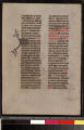 Manuscript 15: Book of Hours leaf (Sarum Use)