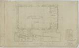 Addition to Arlington Playground Building, Main Floor Plan