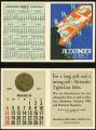 Alexander 1917 calendar : Alexander : carries the power of a nation's industries