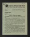 African American Labor Center 6 months. (Box 15, Folder 35)