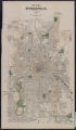 Map of Minneapolis, Hennepin Co., Minn., 1899. Plate no. 12, Paving map