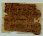 Papyrus Fragment 4