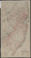 1924 road map of New Jersey