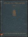 Atlas de Finlande, 1910, Atlas