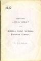 Alabama Great Southern Railroad Company, Annual Report, 1910