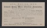 Miscellaneous Historical Material. Cornerstone contents, 1852, 1868. (Box 328, Folder 1)