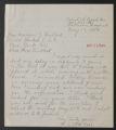 Related Organizations, 1925-1949. Inter-Community Child Study Committee. Committee Correspondence. Correspondence. (Box 40, Folder 418)